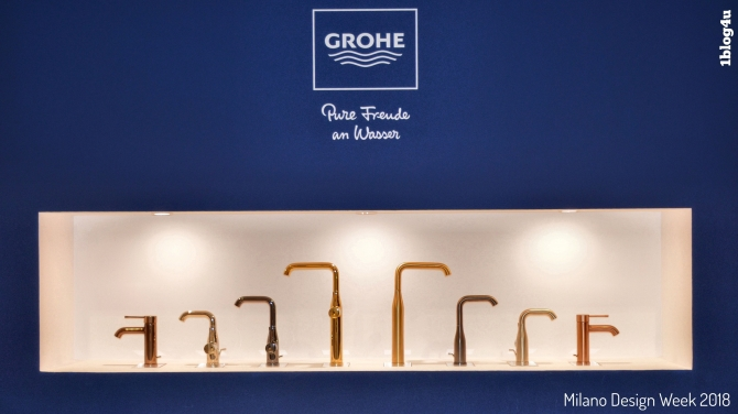 GROHE - Milano Design Week 2018 - Gabriella Ruggieri & partners