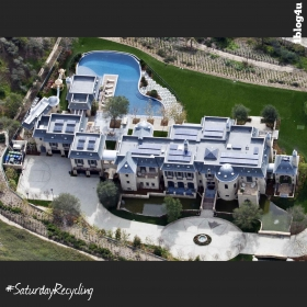 Gisele Bündchen and Tom Brady's past eco-friendly mansion - Gabriella Ruggieri & partners