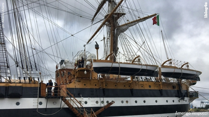 Amerigo Vespucci - Happy Birthday - Gabriella Ruggieri & partners